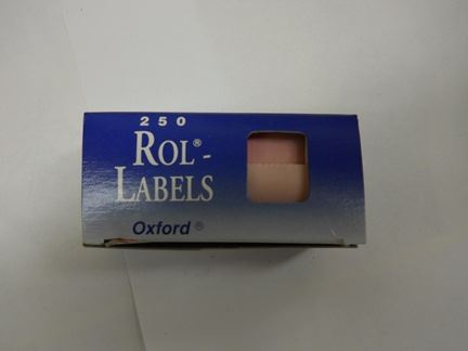 LABELS, ROLL, CHERRY