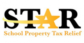 Star School Property Tax Relief Logo